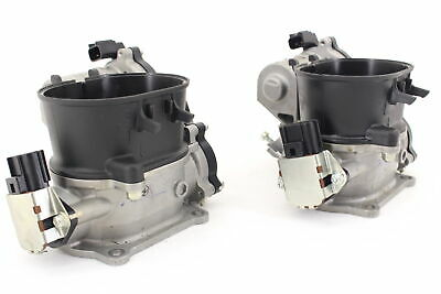 2013 Ducati 1199 Panigale MAIN FUEL INJECTORS / THROTTLE BODIES