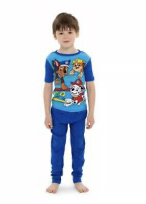 Paw Patrol Top Pups 4-Piece Pajama Set - Size 2T