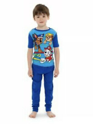 Paw Patrol Top Pups 4-Piece Pajama Set - Size 3T