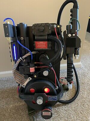 Proton Pack PKE Trap Boots Flight Suit Ghostbusters