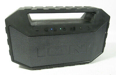 ION Audio Plunge Max Boombox Black