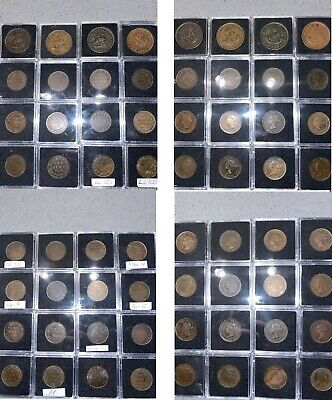 COMPLETE Canada 1 Cent Penny Collection 1858-2012 With 1850+ Colonials