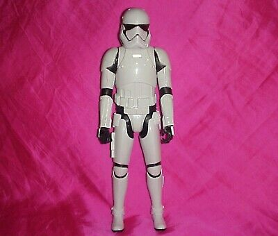 Star Wars: The Last Jedi 12-Inch First Order Stormtrooper Figure Toy