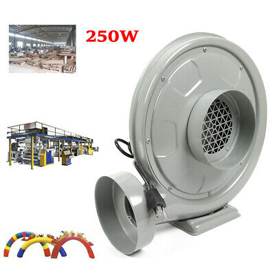 110V Dust/Smoke Exhaust Blower Fan for CO2 Laser Engraving Cutting Machine