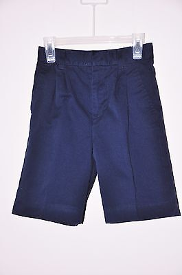 School Uniform Shorts - Navy - Size  4 - FLASH SALE