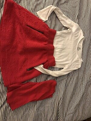Lili Boutique Holiday Outfit Size 6 Girls Winter