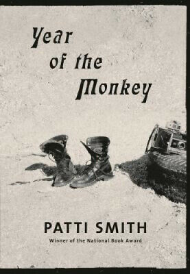Year of the Monkey by Patti Smith.
