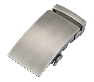 Mens Designer Belts For Men Leather Luxury Gunmetal Ratchet Automatic 35 Mm Belt