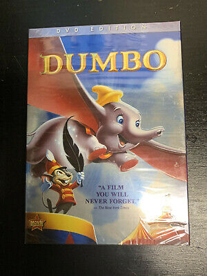 Dumbo DVD Edition Brand New With Free Shipping  (2011)