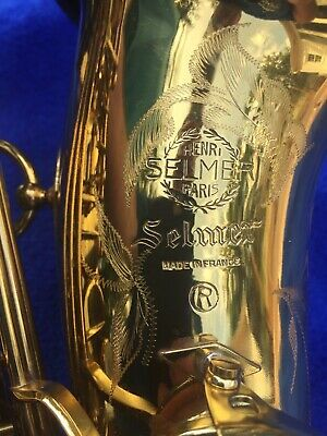 Selmer Mark VI Alto Saxophone (Everything original) MINT!!! serial M.224080