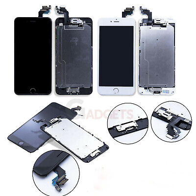For iPhone 6/6 Plus 6S/6S  LCD Touch Screen Full Replacement Camera Preinstalled