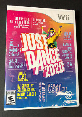 Just Dance 2020 (Wii) NEW