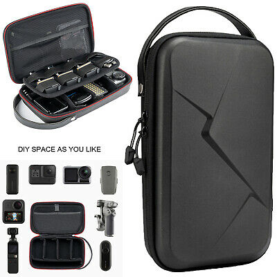 For GoPro Hero 8 Action Camera Bag Box EVA Case Cover Shell Shockproof Portable