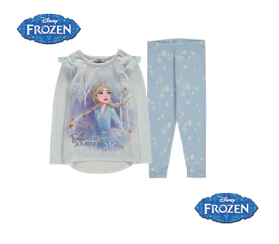 Pyjama la Reine des neiges fille officiel Disney du 3 au 10 ans
