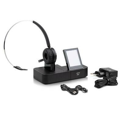 Jabra PRO 9470 Mono Wireless DECT Headset Basisstation bis 150m HD-Voice