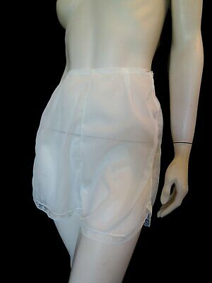 Nylon Tap Pants, French Knickers, in the Original Gift Box - 1950s - Waist 61 cm
