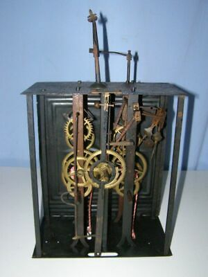 Old mechanism of comtoise, works very well