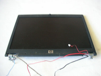 """Display hp Compaq 2510p 12,1 """" LCD+Frames +Hinges +Cables"""