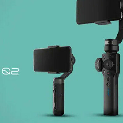 Zhiyun Smooth Q2 MobileGimbal Stabilizer w/360° Rotation For iPhone Samsung