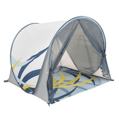 Babymoov Tropical Anti UV Tent – Blue - Warehouse Clearance