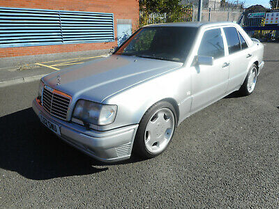 1993 Mercedes E500 500E W124 Left Hand Drive Japanese Import Lorinser Styling