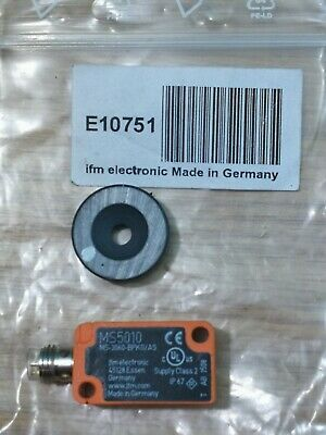 IFM Magnetic Sensor MS5010 With Magnet E10751