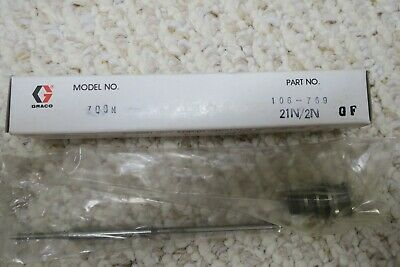 Graco Part No.106-769 Fluid Tip for Series 700N  Kit: Needle and Nozzle 1.8 mm