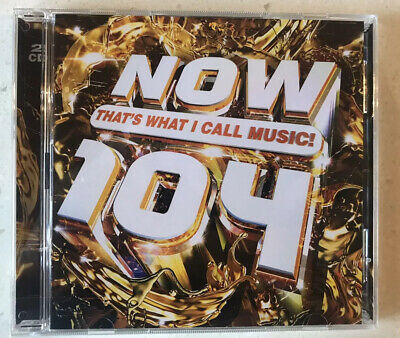 Now Thats What I Call Music 104 - [CD] - as new played once