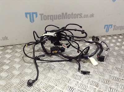 BMW M2 F87 2 Series engine wiring loom harness double clutch trans