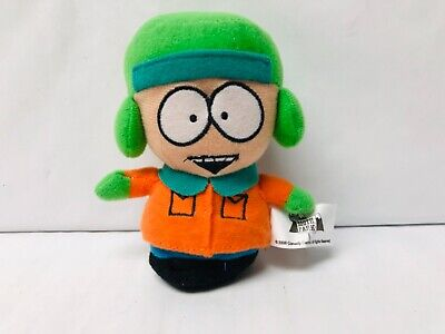 Kyle South Park Plush Nanco 2008 Character Plush Toys 5 Inches Collectible