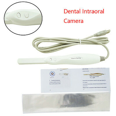Dentist Intraoral Intra Oral Camera CMOS Dynamic 4 Mega Pixel USB 2.0+Software