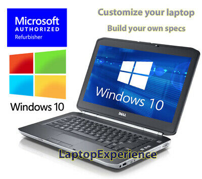 DELL LAPTOP LATITUDE CORE i5 16GB 512GB SSD HD HDMI WINDOWS 10 WiFi NOTEBOOK PC