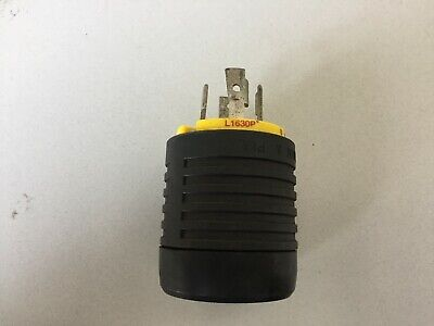 Pass And Seymour L1630P 30 Amp 480 Volt Plug