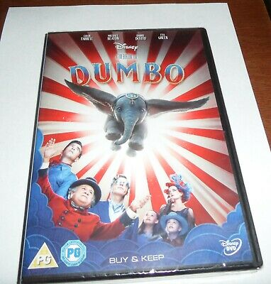 Dumbo (Live Action) dvd 2019 sealed