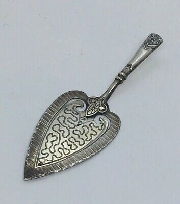 Wallace Antique Sterling Silver Unusual Trowel Bookmark