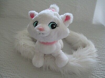 Disney Parks Marie Long Tail Plush The Aristocats Stuffed Animal New With Tags