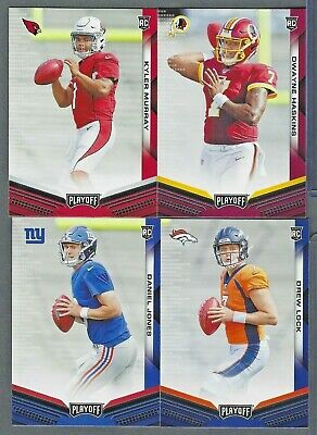 2019 Panini Playoff ROOKIES RC #201-300 Complete Your Set - You Pick!