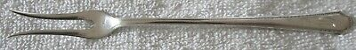 Lady Constance Towle Sterling Silver pickle olive butter fork two tines