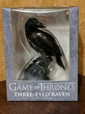 GAME of THRONES THREE-EYED RAVEN VINYL FIGURE NEW in BOX HBO