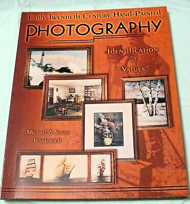 Early 20th Century Hand-Painted Photography Value Reference~Excellent