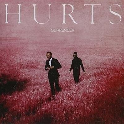 Surrender by Hurts (CD, Oct-2015)  New & Unsealed (C895)