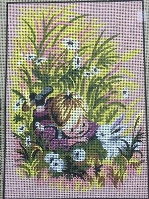 Tapestry - Printed Canvas - Escapade - Made in France for LUC