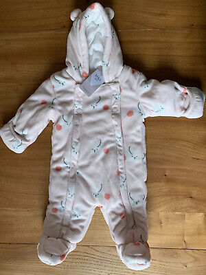 New With Tags Marks And Spencer Snowsuit M&S