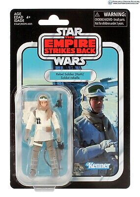 Star Wars Vintage Collection Hoth rebel soldier VC120