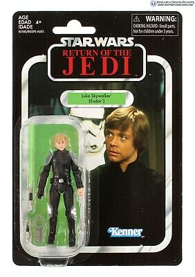 Star Wars Vintage Luke Skywalker endor capture re-issue VC23