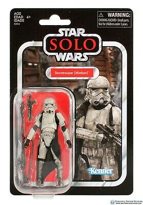 Star Wars Vintage Collection Mimban Stormtrooper exclusive VC123