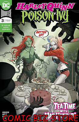 Harley Quinn & Poison Ivy #3 (Of 6) (2019) 1St Printing Janin Main Cover Dc