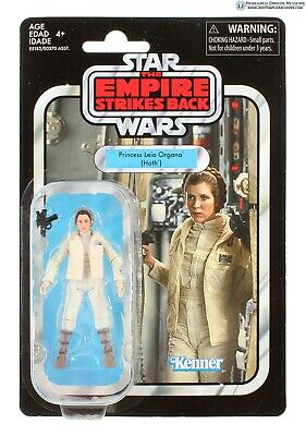 Star Wars Vintage Princess Leia Hoth re-issue VC02