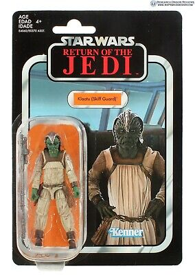 Star Wars Vintage Collection Klaatu VC135
