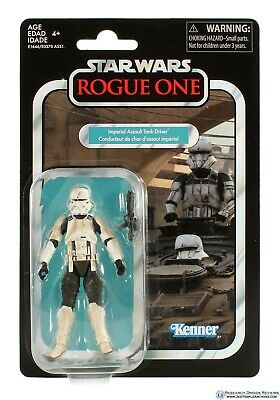 Star Wars Vintage Collection Imperial tank driver VC126